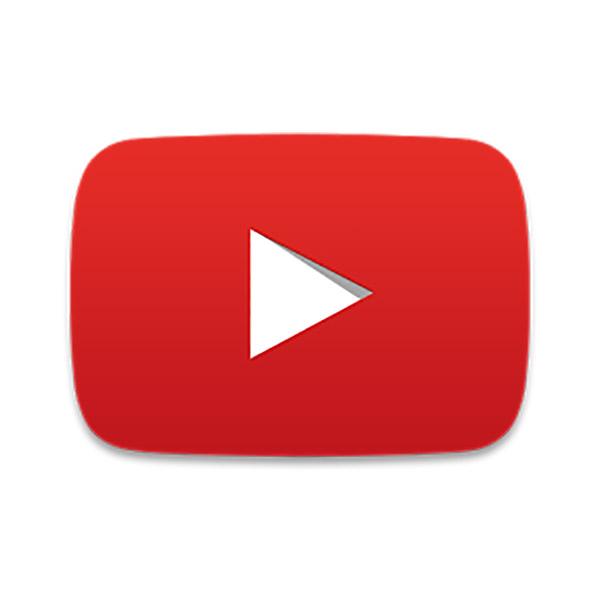 Youtube United States Symbol