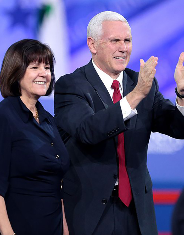 How Dare Mike Pences Wife Be A Christian My Christian Daily